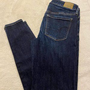 AMERICAN EAGLE OUTFITTERS: HI-RISE JEGGINGS